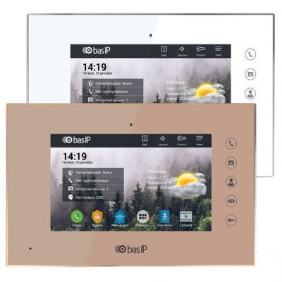 Видеодомофон Bas-IP AQ-07 v4