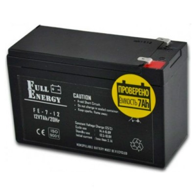 Аккумулятор Full Energy FEP-127