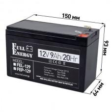 Аккумулятор Full Energy FEP-129