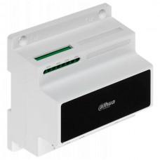 2-х проводный конвертор для IP видеодомофонов Dahua DH-VTNC3000A