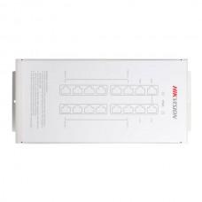 PoE коммутатор для IP систем Hikvision DS-KAD612