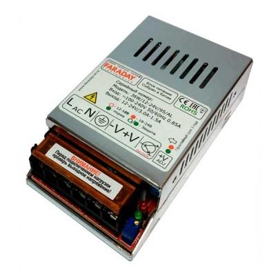 Блок питания Faraday Electronics БП 36W/12-24V/95/AL