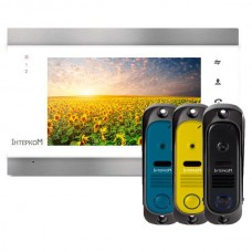 Комплект домофона Intercom IM-12